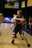 Jana Vesela - czech basketball representant Royalty Free Stock Photo