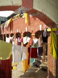 Janakpur 免版税图库摄影