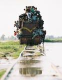 Janakpur expresso, Nepal Imagem de Stock