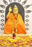 Janardan swami. Lord janardan swami Stock Image