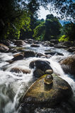 Janda Baik downstream Stock Photo
