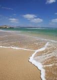 Jandia海滩 库存照片
