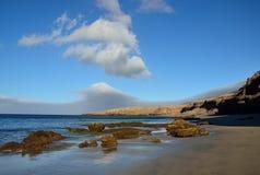 Jandia, Канарские острова Стоковые Фотографии RF