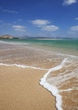 Jandia beach. On Fuerteventura, Canary Islands Stock Photo