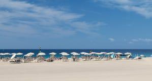Jandia Beach in Fuerteventura, editorial Royalty Free Stock Image