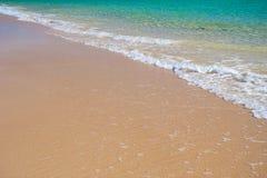 Jandia beach, Morro Jable, Fuerteventura, Canary Islands, Royalty Free Stock Images