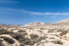 Jandia Landscape, Fuerteventura Royalty Free Stock Image