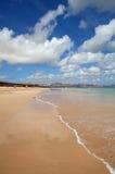 Jandia plaża Zdjęcie Royalty Free