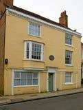 Jane Austen dom, Winchester Zdjęcia Royalty Free