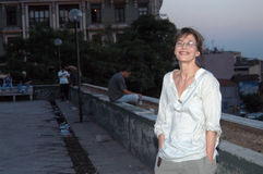 Jane Birkin Royalty Free Stock Image