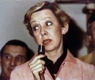 Jane Byrne Imagens de Stock