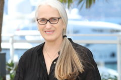 Jane Campion Royaltyfri Fotografi