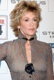 Jane Fonda foto de stock royalty free