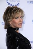 Jane Fonda. At the Clinton Foundation Gala in Honor of A Decade of Difference,  Palladium, Hollywood, CA 10-14-11 Royalty Free Stock Photography
