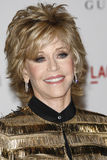 Jane Fonda Royalty Free Stock Photography
