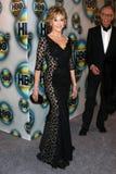 Jane Fonda Foto de Stock