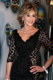 Jane Fonda Stock Afbeelding