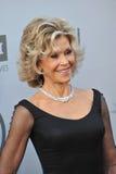 Jane Fonda Imagen de archivo libre de regalías
