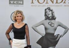 Jane Fonda lizenzfreies stockbild