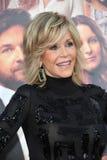 Jane Fonda imagen de archivo