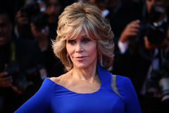 Jane Fonda images stock