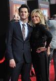Jane Fonda & Ben Schwartz Royalty Free Stock Photo