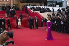 Jane Fonda Royalty Free Stock Image