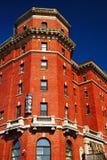 Jane Hotel histórica, una vez que un hogar para los marineros jubilados Imagen de archivo libre de regalías