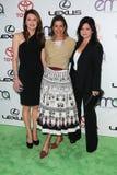 Jane Leeves, Valerie Bertinelli, Wendie Malick Stock Image