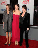 Jane Leeves, Valerie Bertinelli, Wendie Malick Stock Photo