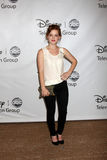 Jane Levy. LOS ANGELES - AUG 7:  Jane Levy arriving at the Disney / ABC Television Group 2011 Summer Press Tour Party at Beverly Hilton Hotel on August 7, 2011 Stock Images