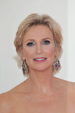 Jane Lynch lizenzfreie stockfotos