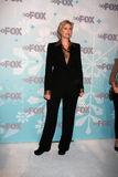 Jane Lynch. LOS ANGELES - JAN 11: Jane Lynch arrives at the FOX TCA Winter 2011 Party at Villa Sorriso on January 11, 2011 in Pasadena, CA stock photos