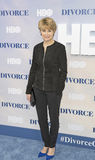 Jane Pauley. Television personality and host of CBS's Sunday Morning, Jane Pauley, arrives for the New York premiere of HBO's new family drama series, Divorce Stock Photos