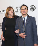 Jane Rosenthal and Zac Posen Stock Photo