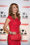 """Jane Seymour. LOS ANGELES - FEB 7:  Jane Seymour arrives at the 2011 AARP """"Movies for Grownups"""" Gala  at Regent Beverly Wilshire Hotel on February 7, 2011 in Stock Image"""