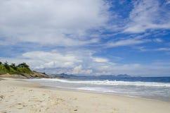 janeiro rio пляжа de ipanema Стоковое фото RF