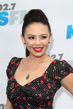 Janel Parrish arrives at the  Stock Photos