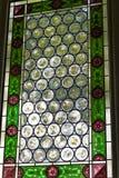 A janela colorida 3 Imagem de Stock