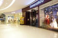 Janela da loja e de exposição Imagem de Stock Royalty Free