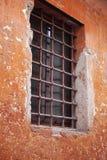 Janela da prisão Fotografia de Stock Royalty Free