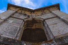 A janela da torre fotos de stock royalty free