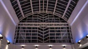 Janela de vidro e claraboia imagem de stock royalty free