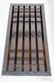 Janela do monastério budista Fotos de Stock