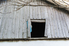 Janela do telhado Foto de Stock