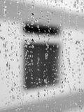 Janela fora da janela Fotografia de Stock Royalty Free