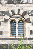 Janela românico Imagens de Stock Royalty Free