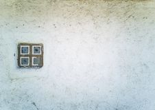 janela 72-Wooden Foto de Stock