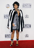 Janelle Monae Royalty Free Stock Images