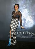 Janelle Monae. At the Los Angeles premiere of `Annihilation` held at the Regency Village Theater in Westwood, USA on February 13, 2018 Stock Image